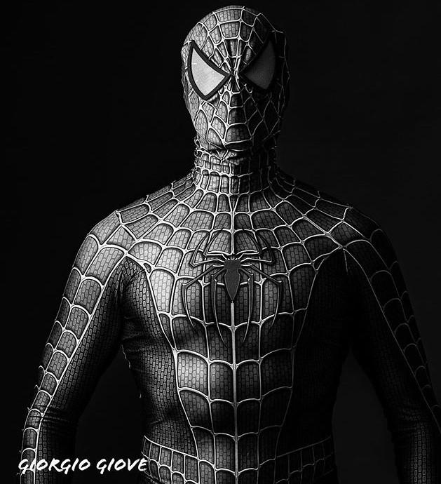 SpiderMan Modeling
