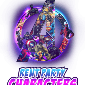 logo of Rent Party Characters