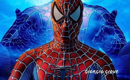 Spider Man 3D